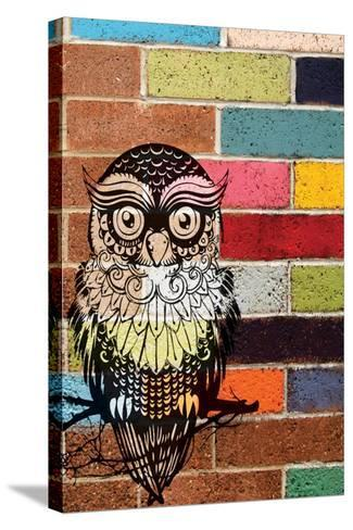 Brick Owl-Piper Ballantyne-Stretched Canvas Print