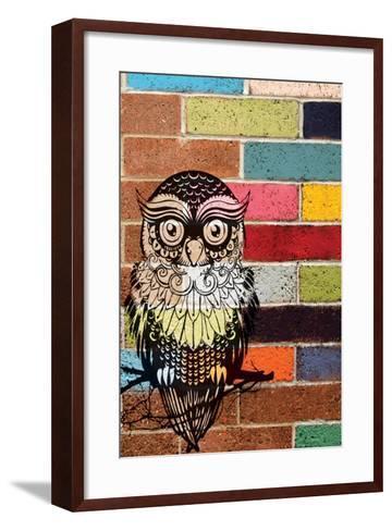 Brick Owl-Piper Ballantyne-Framed Art Print