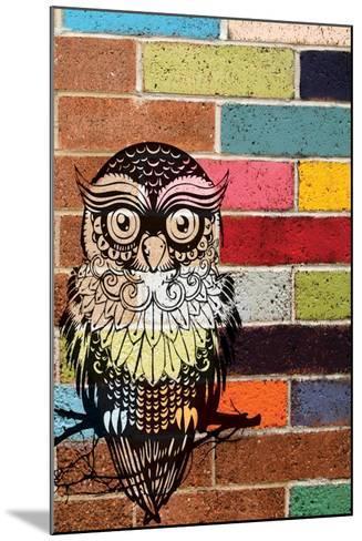 Brick Owl-Piper Ballantyne-Mounted Art Print