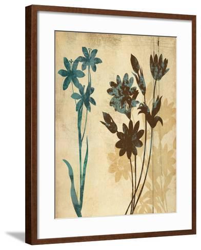 Silohuette Whispers II-Piper Ballantyne-Framed Art Print