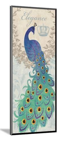 Elegant Peacock-Piper Ballantyne-Mounted Art Print