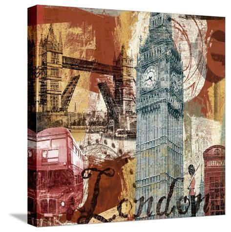 Tour London-Eric Yang-Stretched Canvas Print