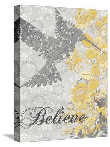 Believe Bird-Piper Ballantyne-Stretched Canvas Print