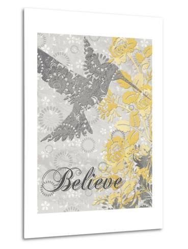 Believe Bird-Piper Ballantyne-Metal Print