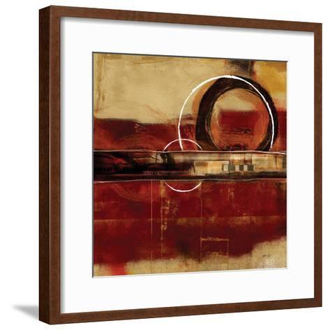 Gravitation II-Eric Yang-Framed Art Print