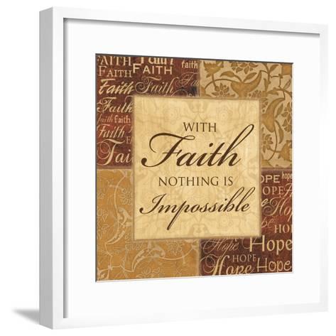 With Faith-Piper Ballantyne-Framed Art Print