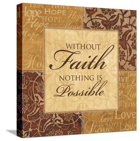 Without Faith-Piper Ballantyne-Stretched Canvas Print