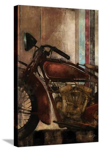 Moto Details II-Eric Yang-Stretched Canvas Print