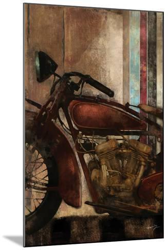 Moto Details II-Eric Yang-Mounted Art Print