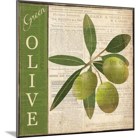 Green Olive-Piper Ballantyne-Mounted Art Print