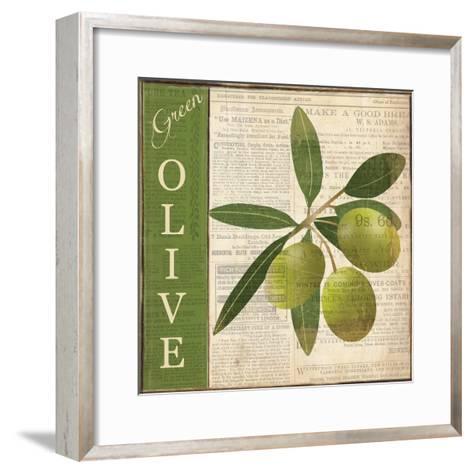 Green Olive-Piper Ballantyne-Framed Art Print