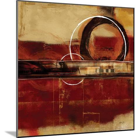 Gravitation I-Eric Yang-Mounted Art Print