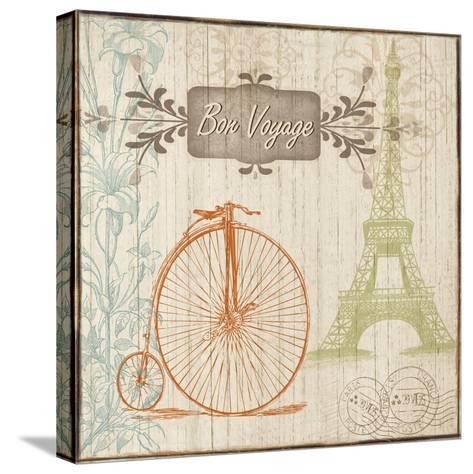 Bon Voyage-Piper Ballantyne-Stretched Canvas Print