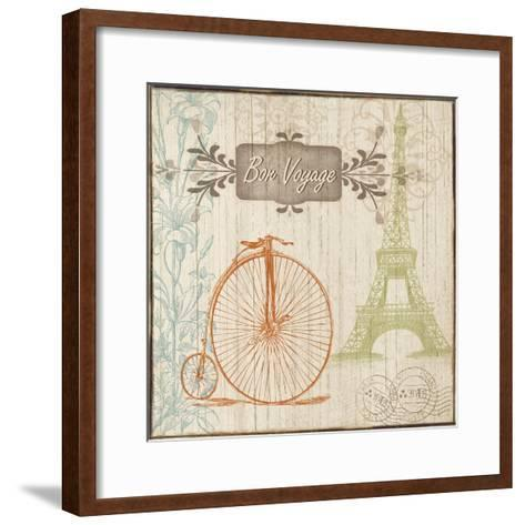 Bon Voyage-Piper Ballantyne-Framed Art Print