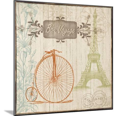 Bon Voyage-Piper Ballantyne-Mounted Art Print
