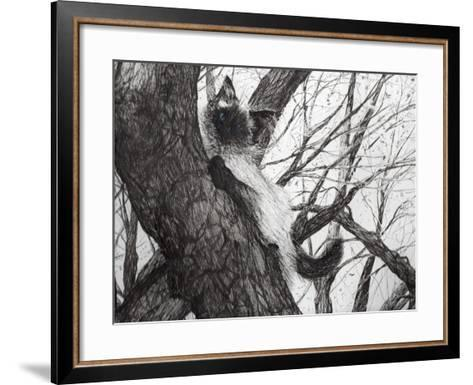 Baby Up the Apple Tree, 2006-Vincent Alexander Booth-Framed Art Print