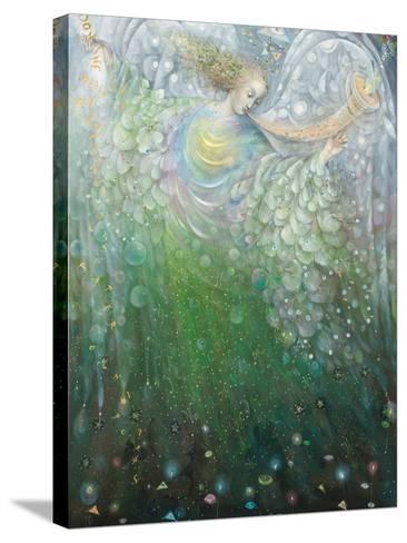 The Angel of Growth, 2009-Annael Anelia Pavlova-Stretched Canvas Print