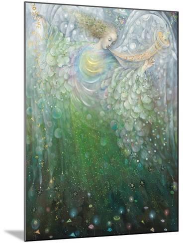 The Angel of Growth, 2009-Annael Anelia Pavlova-Mounted Giclee Print