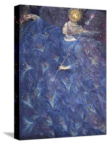 The Angel of Power, 2010-Annael Anelia Pavlova-Stretched Canvas Print