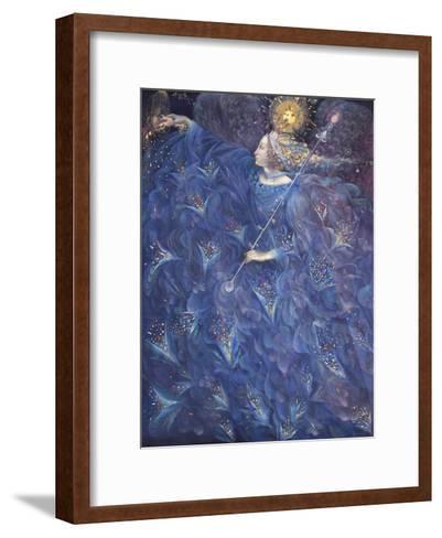The Angel of Power, 2010-Annael Anelia Pavlova-Framed Art Print