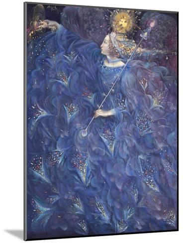 The Angel of Power, 2010-Annael Anelia Pavlova-Mounted Giclee Print