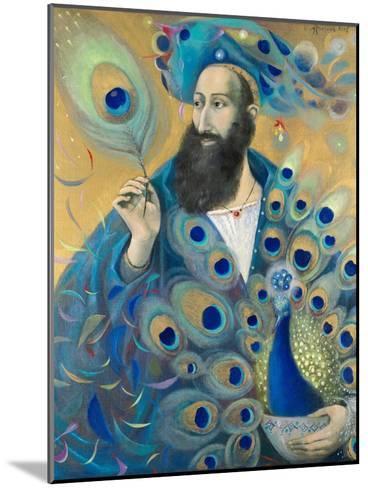 Aquarius, 2006-Annael Anelia Pavlova-Mounted Giclee Print