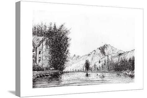 Crans, Switzerland, 2009-Vincent Alexander Booth-Stretched Canvas Print
