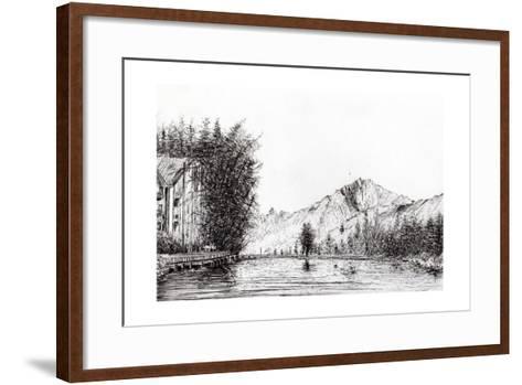 Crans, Switzerland, 2009-Vincent Alexander Booth-Framed Art Print