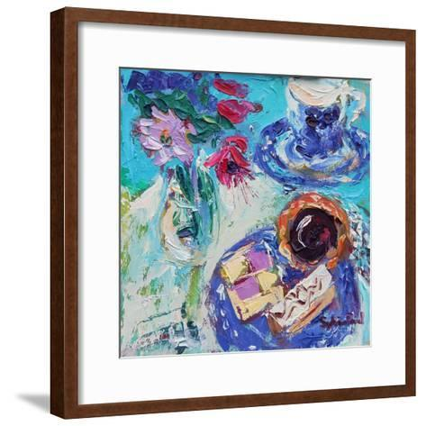 Jam Tart-Sylvia Paul-Framed Art Print