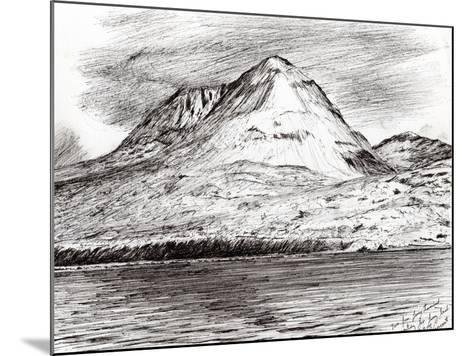 Paps of Jura, 2005-Vincent Alexander Booth-Mounted Giclee Print