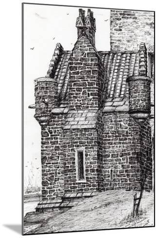 Wallace Monument,The Small House, 2007-Vincent Alexander Booth-Mounted Giclee Print