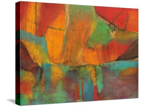 Abstracta 2-Gabriela Villarreal-Stretched Canvas Print