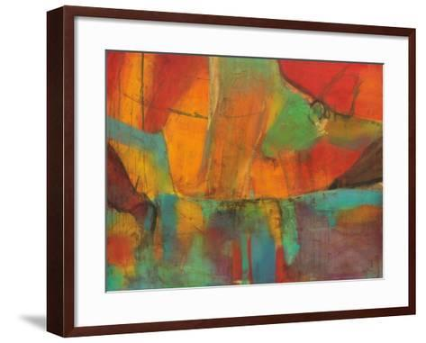 Abstracta 2-Gabriela Villarreal-Framed Art Print