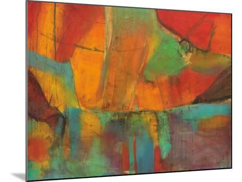 Abstracta 2-Gabriela Villarreal-Mounted Art Print
