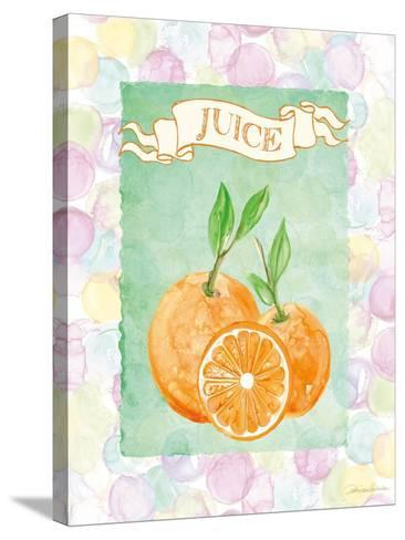 Citrus Orchard 3-Patricia Haberler-Stretched Canvas Print