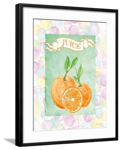 Citrus Orchard 3-Patricia Haberler-Framed Art Print