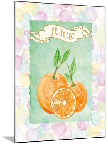 Citrus Orchard 3-Patricia Haberler-Mounted Art Print