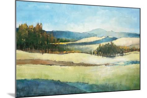 Far Horizons-Wendy Kroeker-Mounted Art Print