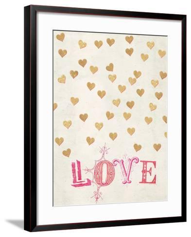 Romance Collection Love-Miyo Amori-Framed Art Print