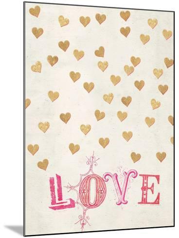 Romance Collection Love-Miyo Amori-Mounted Art Print