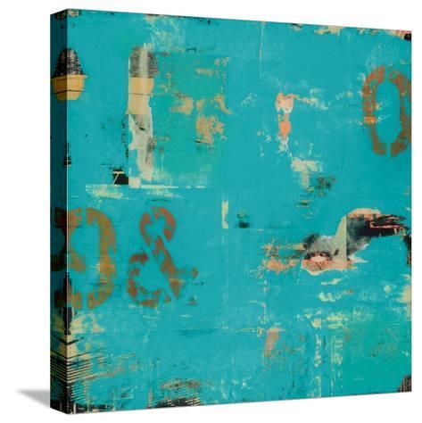 Urban Collage 9&0-Deanna Fainelli-Stretched Canvas Print