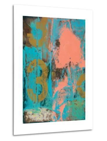 Urban Collage 33-Deanna Fainelli-Metal Print