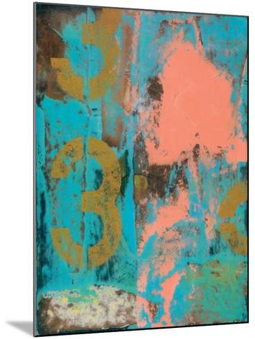 Urban Collage 33-Deanna Fainelli-Mounted Art Print