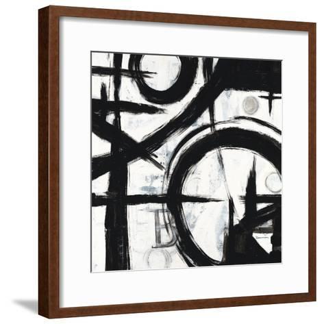 Choices 2-Dennis Dascher-Framed Art Print