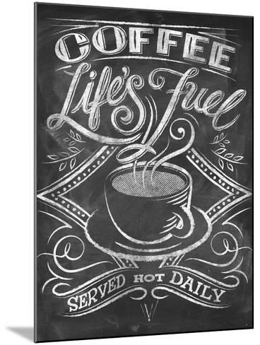 Wise Coffee 3-Dorothea Taylor-Mounted Art Print