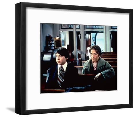 Harold and Maude--Framed Art Print