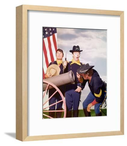 F Troop--Framed Art Print