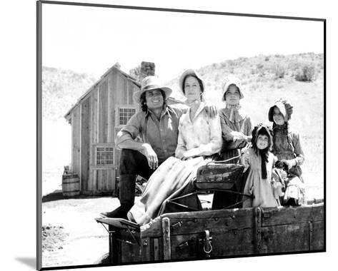 Little House on the Prairie--Mounted Photo