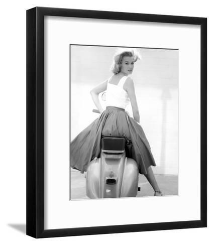 Jessica--Framed Art Print