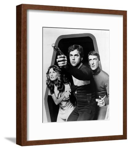 Logan's Run--Framed Art Print